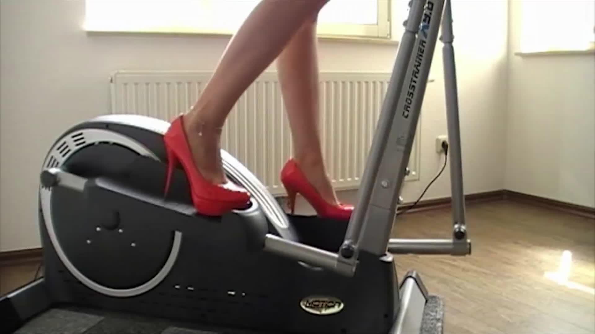 Fitness in High-Heels