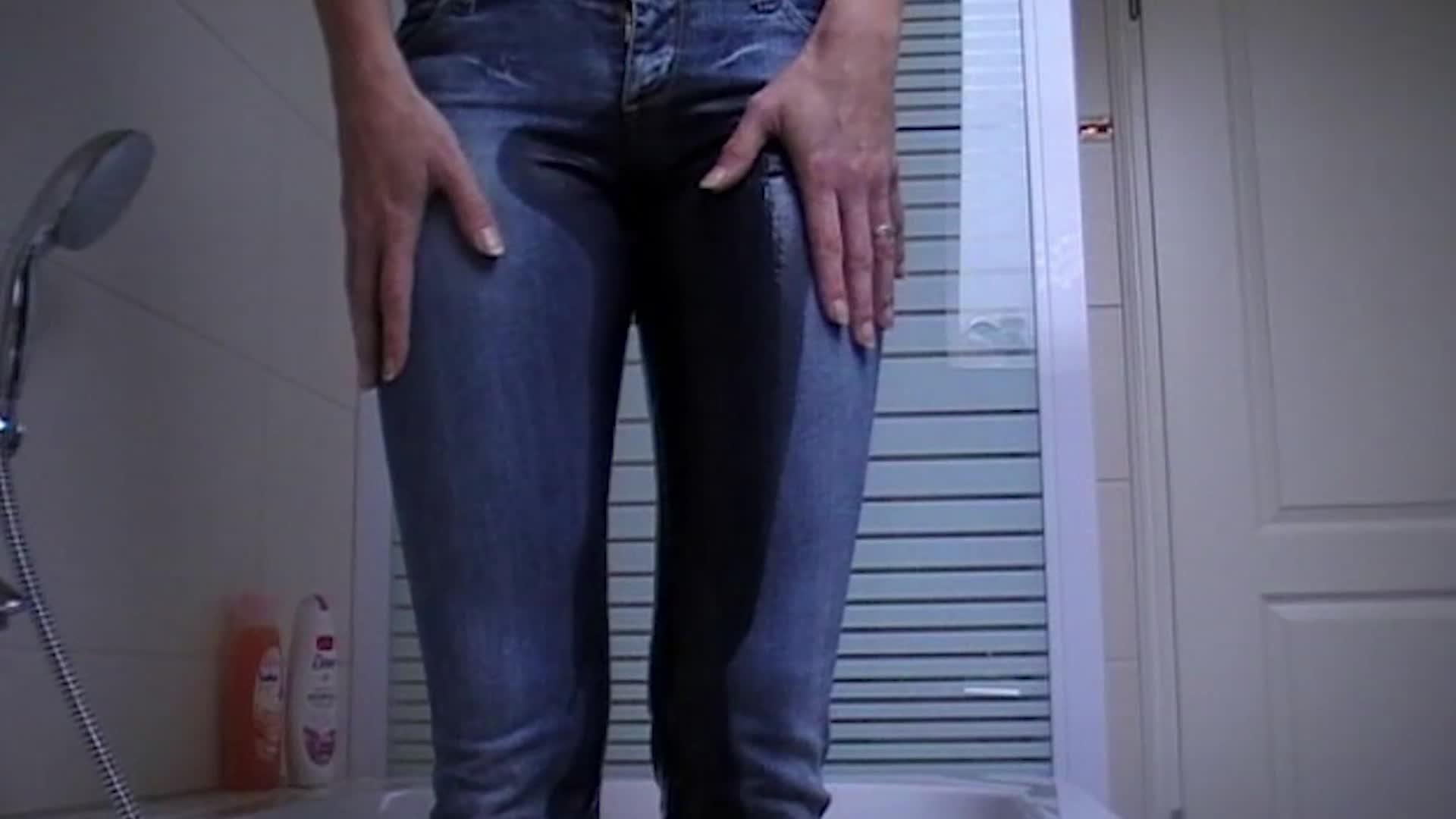 Jeans veredelt