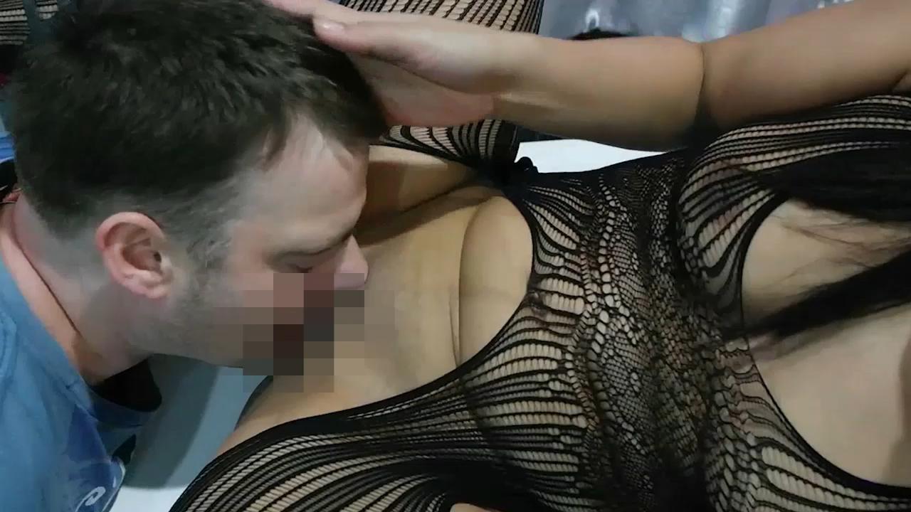 Zum Orgasmus geleckt