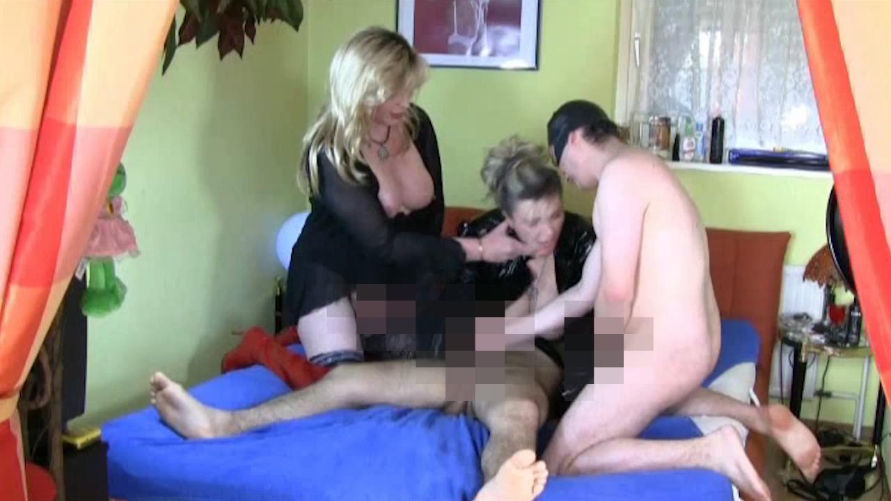 GangBang Porno Party